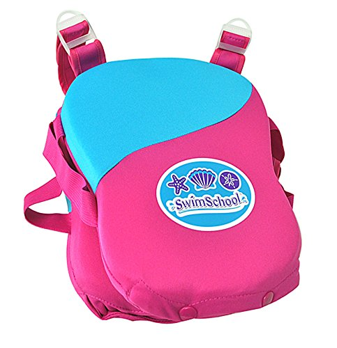 Swimschool - Girl'S Foam Swim Trainer - M/L (40-55 Lbs) front-509015