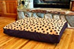 Ultimate FLEECE Waterproof Dog Bed; W...