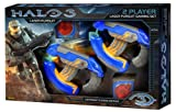 Jasman HALO 3 Covenant Plasma Pistol Laser Pursuit Gaming 2 Players Set