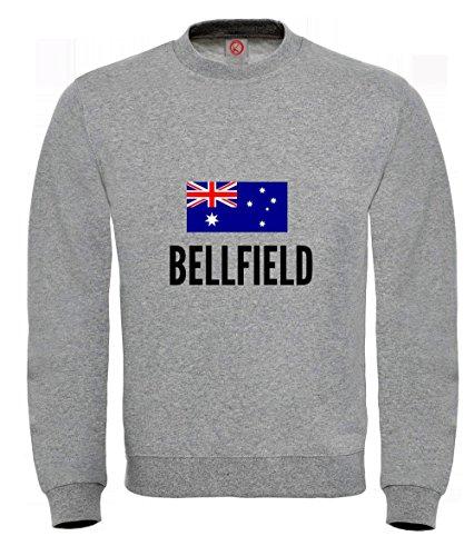 Felpa Bellfield city Gray