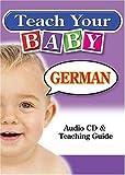 51jfrR3AZvL. SL160  Teach Your Baby German