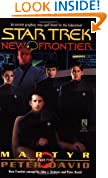 Martyr (Star Trek New Frontier, No 5)