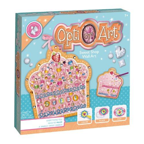 Faber-Castell - Sweet Shop Wall Art - Premium Kids Crafts - 1