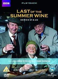 Last of the Summer Wine: Series 21 & 22 [DVD]