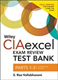 img - for Wiley CIAexcel Exam Review Test Bank 2014: Complete Set (Wiley CIA Exam Review Series) book / textbook / text book