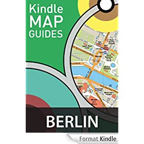 Berlin Map Guide (Street Maps) (English Edition)