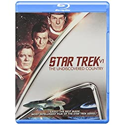 Star Trek VI: Undiscovered [Blu-ray]
