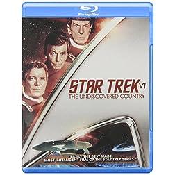Star Trek VI: Undiscovered [Blu-ray]