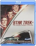 Star Trek VI: Undiscovered [Blu-ray] [1991] [US Import]