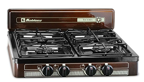 New Burner Stove Top Outdoor Cooking Propane Gas Portable Black Camping Griddle (Stovetop 4 Burner Griddle compare prices)