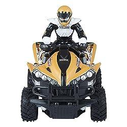 Kratos 1:12 Remote Controlled Stunt ATV Desert Bike KIW-001Y