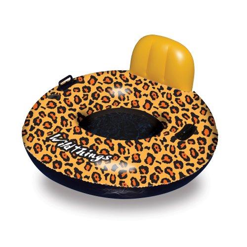"""Swimline 90551 - Wildthings 40"""" Cheetah Inflatable Pool Float"""