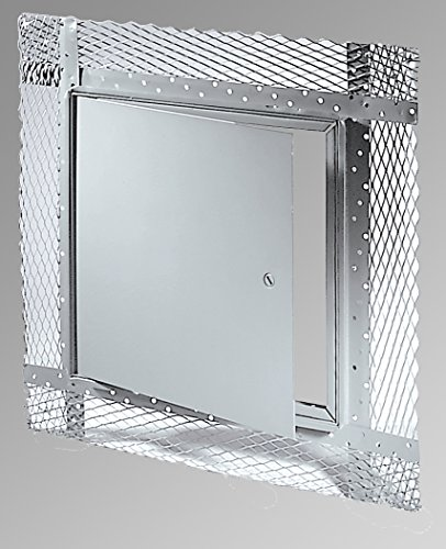 Acudor 10 x 10 Flush Access Door for Plaster Walls /& Ceilings