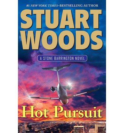 [ Hot Pursuit by Woods, Stuart ( Author ) Apr-2015 Hardcover ] (Stuart Woods Hot Pursuit compare prices)