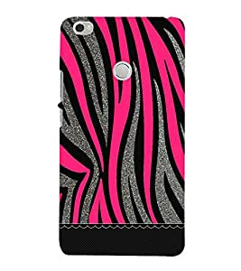 Pink Love Girly Wall 3D Hard Polycarbonate Designer Back Case Cover for Xiaomi Mi Max