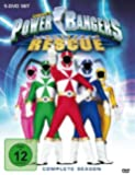 Power Rangers Lightspeed Rescue Complete [5 DVDs]
