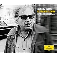 Gy�rgy Ligeti - Clear or Cloudy