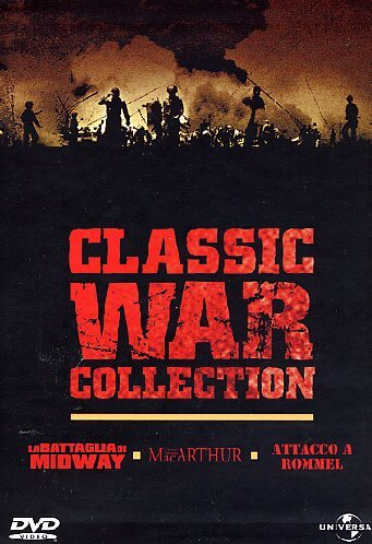 Classic War Collection (3 Dvd)