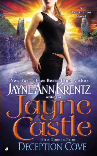 Deception Cove (A Rainshadow Novel) by Jayne Castle