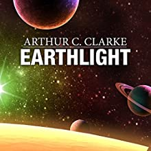 Earthlight Audiobook by Arthur C. Clarke Narrated by Ralph Lister