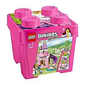 LEGO Juniors 10668: The Princess Play Castle