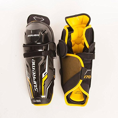 Bauer Supreme 170 Junior Shin Guards (2015) intex 66725 supreme comfort