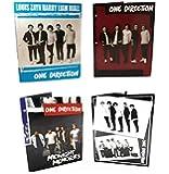 1D One Direction 2-pocket Portfollio Folder Assorted 1 Count