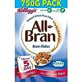 Kellogg's All Bran Bran Flakes 750G