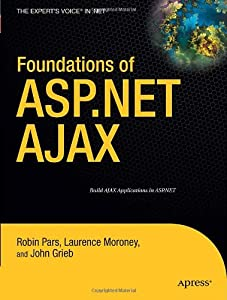 "Cover of ""Foundations of ASP.NET AJAX (Ex..."