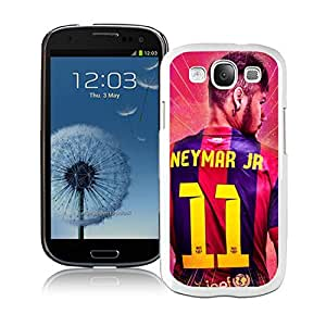 Design with neymar fc barcelona in White: Cell Phones & Accessories