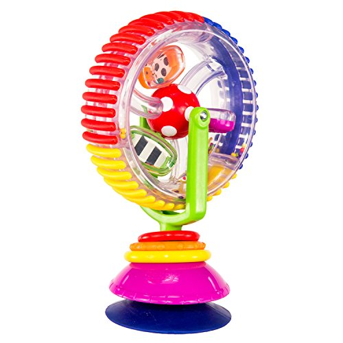 Sassy Wonder Wheel Activity Center (Effect Wheels compare prices)