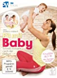 Fit mit Baby - Schnell schlank nach der Geburt (Rückbildungsgymnastik mit Baby) --- entwickelt von Mami-Fitness-Expertin Jana Wetterau & Hebamme Katharina --- Alle Übungen mit Baby ---