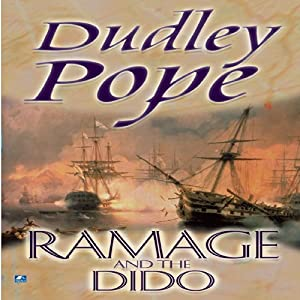 Ramage and the Dido Audiobook