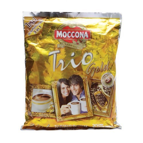 Trio 3in1 Coffee Moccona Royal Gold (20g.x20 Envelope).