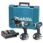Makita DK18000 18V LXT Lithium-Ion Co...