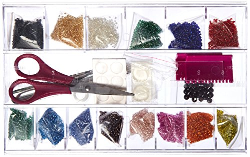 Darice 1100-99 Beadweaving Starter Kit (Jewelry Starter Kits For Adults compare prices)
