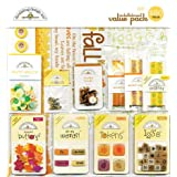 Doodlebug Designs Fall Embellishment Value Pack