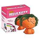 Chia Pet Hello Kitty Handmade Decorative Planter