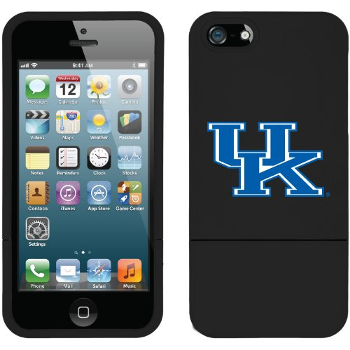 Great Sale University of Kentucky - UK only design on a Black iPhone 5s / 5 Slider Case by Coveroo
