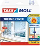 tesa 05430 Insulating Film For Windows, Transparent 1.7m x 1.5m (max)