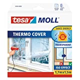 Tesa Insulating Film For Windows, Transparent 1.7 M X 1.5 M (max)by tesa UK Ltd