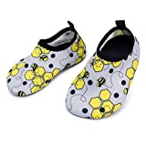 L-RUN Baby Water Shoes Barefoot Skin Aqua Sock Swim Shoes Beach Swim Pool