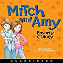 Mitch and Amy Audiobook by Beverly Cleary Narrated by Kathleen McInerney