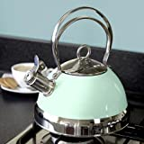 Candy Rose Mint Stove Kettle
