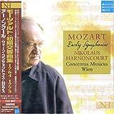 モーツァルト:初期交響曲全集1764‐1775