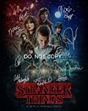 "Stranger Things CAST Reprint SIGNED 8x10"" Photo ALL 10 #1 RP Netflix TV Show"
