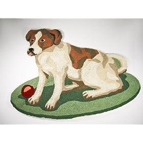 Jack Russell Terrier Rug