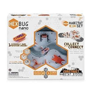 Hexbug Construct Habitat (1 Nano Included)