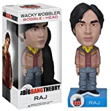 Big Bang Theory - Bobble Head - Raj - Wackelkopf