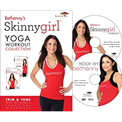 Bethenny's Skinnygirl Yoga Workouts